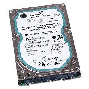 Sata 150 Notebook Hard Drive - Seagate 120GB 5400RPM 8MB SATA/150 2.5-Inch 9.5mm Notebook Hard Drive