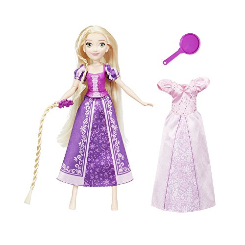 Disney Princess Adventure Rapunzel Fashion Doll -