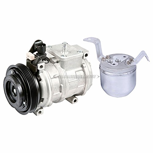 OEM Denso 10PA17C AC Compressor w/A/C Drier For BMW 318i 318is & 318ti E36 - BuyAutoParts 60-85216R4 New