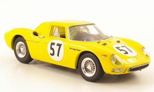Ferrari 250 LM, No.57, Team Team Team G.Marquel, Francorchamps, 1966, Modellauto, Fertigmodell, Best 1:43 b8424c