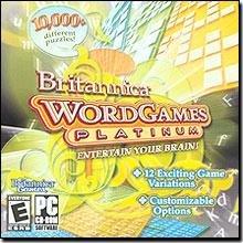 Britannica Word Games Platinum ()