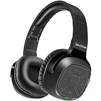 Deals on Soulcker Active Noise Cancelling Bluetooth Headphones
