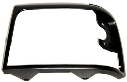 1992 92 Ford Bronco Drivers (OE Replacement Ford Driver Side Headlight Door (Partslink Number FO2512129))