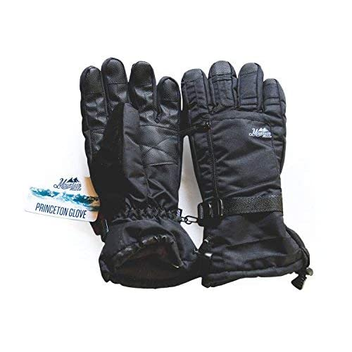 Mountain Made Princeton Waterproof Insulated Winter Gloves For Men and Women