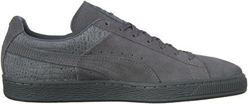 Gray Basses Steel Adulte Mixte Baskets 361372 Puma qvxzPw