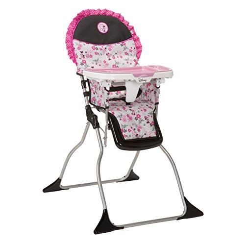 Disney Baby Simple Fold Plus High Chair, Minnie Garden ()