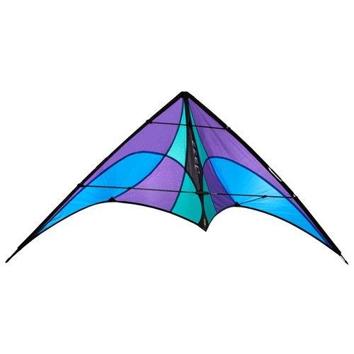 Prism Jazz Dual-line Stunt Kite, Ice