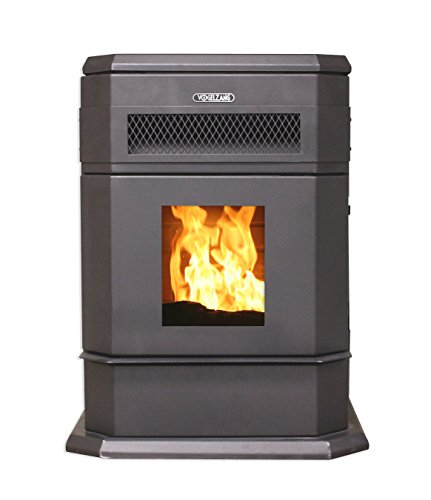 Vogelzang VG5790 Hopper Pellet Stove (Corn Heater compare prices)