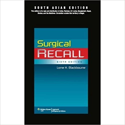 Surgical Recall Pdf Free