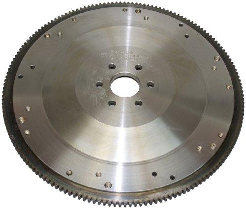 Flywheel 164 Tooth (PRW 1628100 SFI-Rated 27 lbs. 164 Teeth 6 Bolt Billet Steel Flywheel for Ford 4.6L 1996-04 SOHC-DOHC)