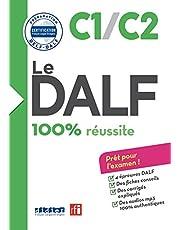 DALF - 100% réussite C1 - C2 livre + cd (Le)