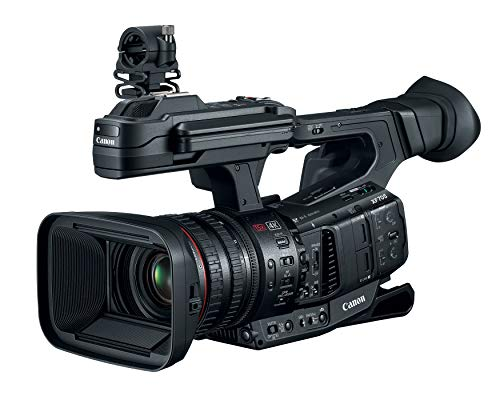 Canon 4K, HD Recording Professional Camcorder, Black for sale  Delivered anywhere in USA