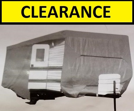 Sweetwater Travel Trailer Cover (Ships Same or Next Day) by Vortex
