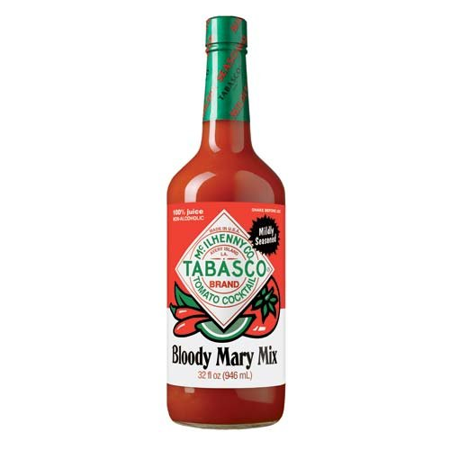 Tabasco Bloody Mary Mix, Original, 32 - Bar Ingredients For Mary Bloody