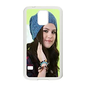 Unique Design -ZE-MIN PHONE CASE For Samsung Galaxy S5 -Beautiful Selena Gomez Pattern 6