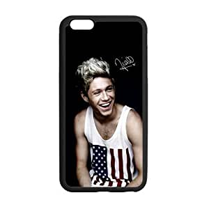 Custom Niall Horan Signature Phone Case Laser Technology for iPhone 6 Plus Designed by HnW Accessories