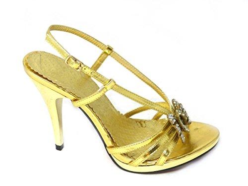 003 Strap donna alla caviglia da SKO'S Gold ragazza' vAqZ08wxz