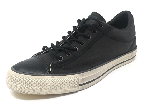 Converse CTAS Vintage Slip Black/Black/Turtledove / 9.5 Women / 7.5 Men M US
