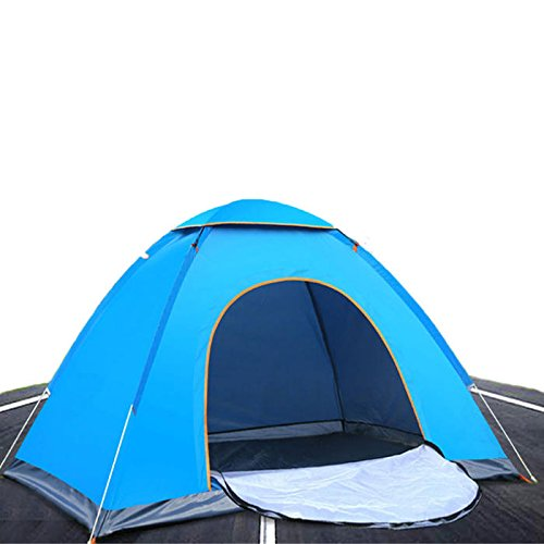 Tenting Collapsible Shelter - Outdoor Hiking Camping Tent Anti Person Folding Pop Automatic - Bivouacking - 1PCs