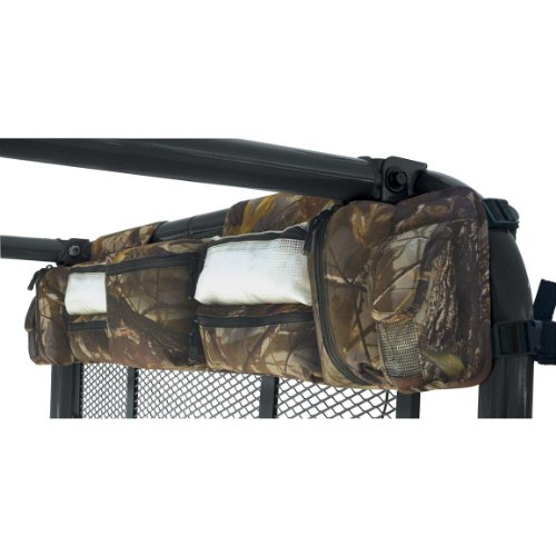 (Classic Accessories 73443 QuadGear UTV Roll Cage Organizer, Realtree Hardwoods)