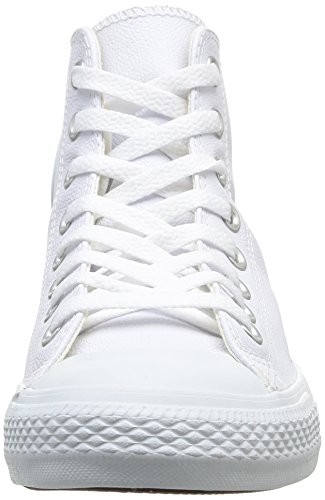 Converse Chuck Taylor All Star Hi Zapatillas Unisex Blanco (White Monochrome)