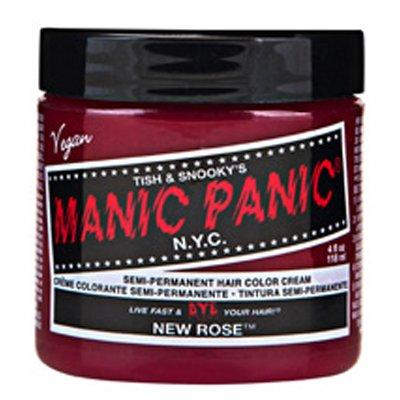 2 opinioni per Manic Panic High Voltage Classic Cream Formula Hair Color New Rose 118ml