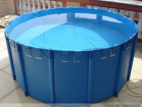 Your Choice Aquatics Round Koi Pond Show Tank 63'' x 39.5'' (530gal)