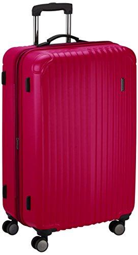 Hauptstadtkoffer Valigia, rosso (rosa) - 82861007