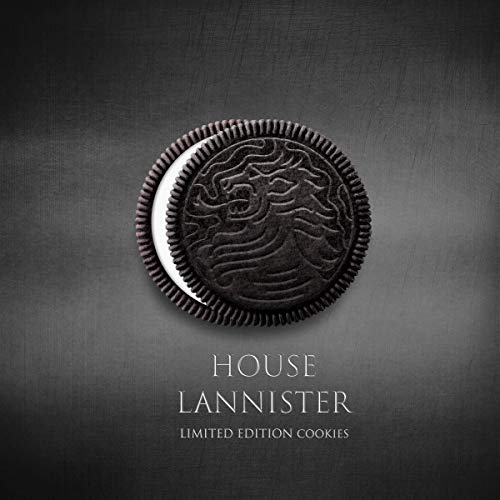 41CQsdMKwzL - Game of Thrones Oreo Cookies