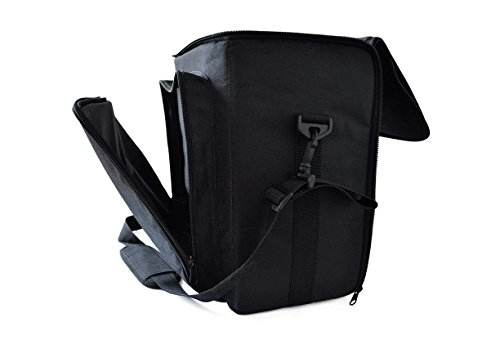 Universal Mini Projector Bag Carrying Case | Designed for Projectors Measuring 9x8x5 inches or Smaller