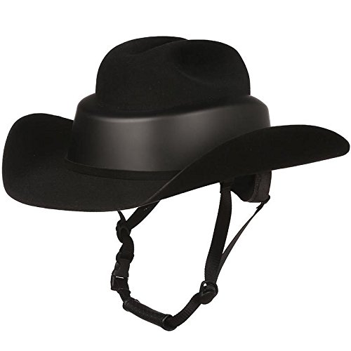 The RideSafe Western Hat Helmet from Resistol