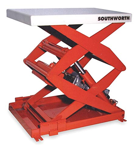 Southworth Scissor Lift Table, 1000 lb., 115V, 1 Phase - LS1-30-1624