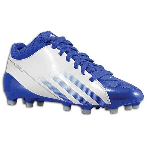 Adidas Adizero 5-stjerners Mid Hvit / Kollegialt Royal / Hvit