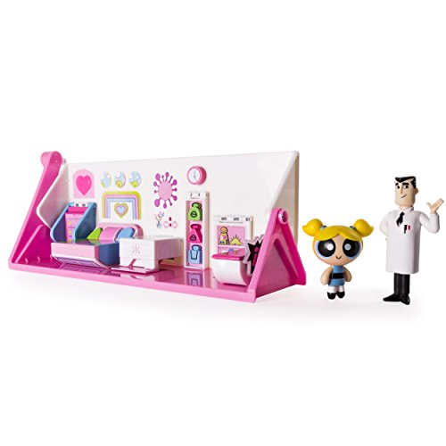 Powerpuff Girls - Flip to Action Playset -