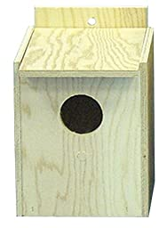 North American Pet Nest Box Keet with Lip