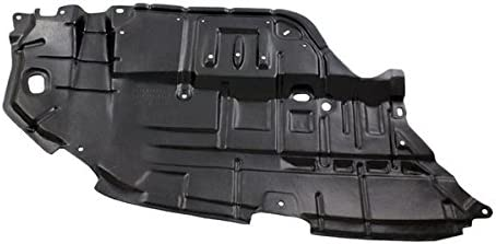 For 12-14 Camry Front Engine Splash Shield Under Cover Guard Driver 5144206140