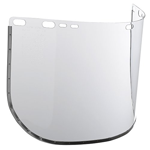"""Jackson Safety F30 Acetate Face Shield , 8"""" x 15.5"""" Clear, R"""