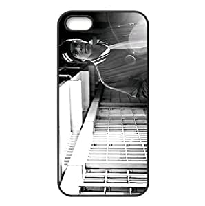 Cellphone Accessories iPhone 5/5s TPU Case with Boston Celtics Rajon Rondo Image Background Design-by Allthingsbasketball