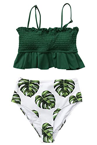 Check expert advices for tankini swimsuits for juniors high waisted?