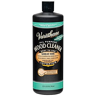 Rust-Oleum Varathane 247830 1-Quart Renewal All Purpose Cleaner Refill for Kit