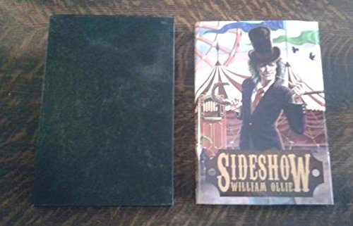 Sideshow ( SIGNED Limited Edition ) PC of 13 Copies SIGNED Lettered Edition