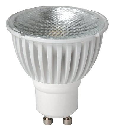 Megaman - Bombilla LED (GU10, 7 W, 4000 k, PAR16, luz