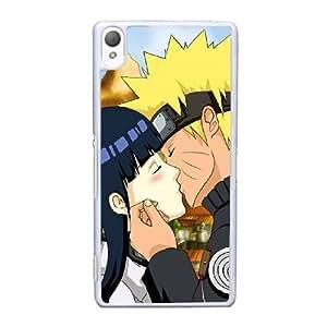 Sony Xperia Z3 Cell Phone Case White Naruto ST1YL6726299