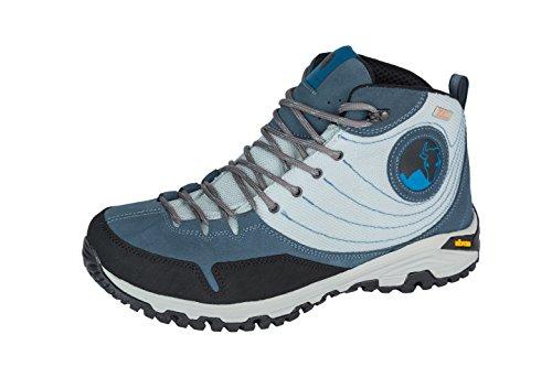 Mishmi Takin Jampui Metà Evento Impermeabile Leggero E Scarponcino Da Trekking Blu Jean