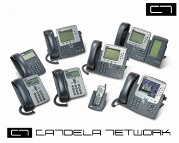 Cisco CP-7940 VOIP Unified IP Phone by Cisco