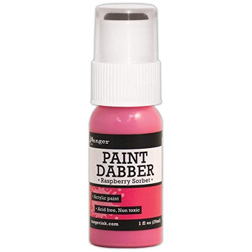 Ranger RAD49241 Paint Dabbers, 1 oz, Raspberry Sorbet