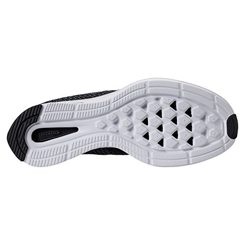 001 black Sneakers Grey dark Noir Strike white Nike Femme anthracite Wmnszoom Basses wAUR1q