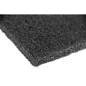 BPS Filtro Carbón Activo Acuario Material Filtrante para Acuarios Maritimos de Agua Dulce 25 * 45 cm (Filtro Carbón) BPS-6638