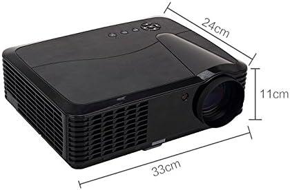 Daio® lx500hd Proyectores LED WXGA @ Nativa de 1280 x 800 @ HDMI ...