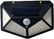 Lâmpada De Parede Exterior Posta Solar Do Jardim IP65 De 5W Para Corredor Da